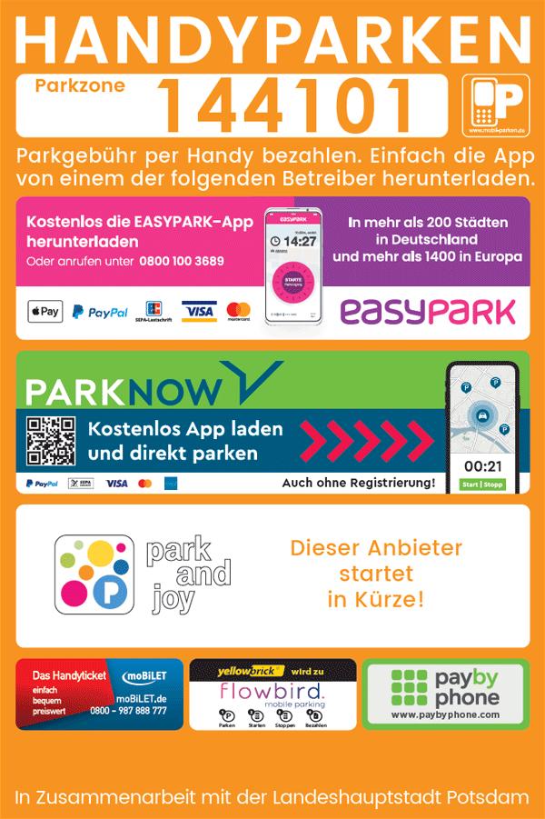 Parken ohne parkschein berlin